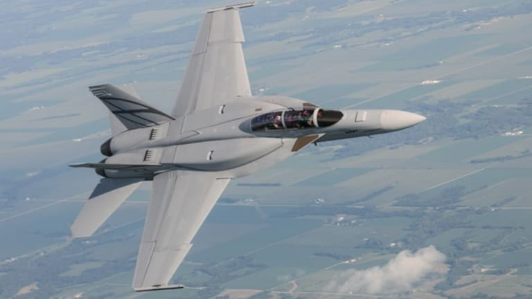 "Navy Adds ""Stealth-Like"" Conformal Fuel-Tanks to F-18 Super Hornet"