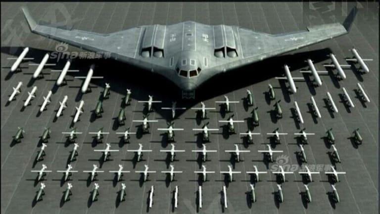 "China's New H-20 Bomber, ""B-2 Ripoff"" May Have Very Threatening Range, Stealth"