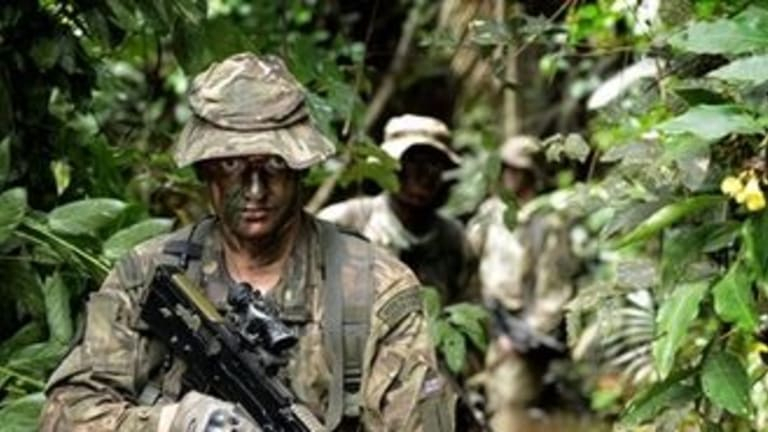 Army Preps for Major Jungle War With New Boots & Gear