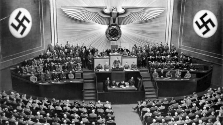 What if Hitler'd Had Nuclear Weapons During World War II?