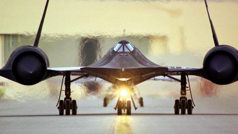 Imagine This: A Mach 6 SR-71 Blackbird (That Has Strike Capabilities)