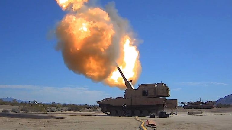 New Range-Doubling Army Artillery Cannon Destroys Target at 64km
