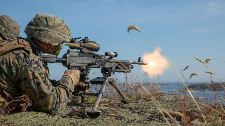 How the Marines Would Win a War Against North Korea