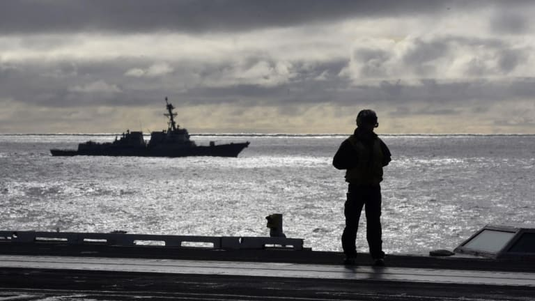 Is the U.S. Navy Too Small to Protect Convoys in a War with Russia or China?