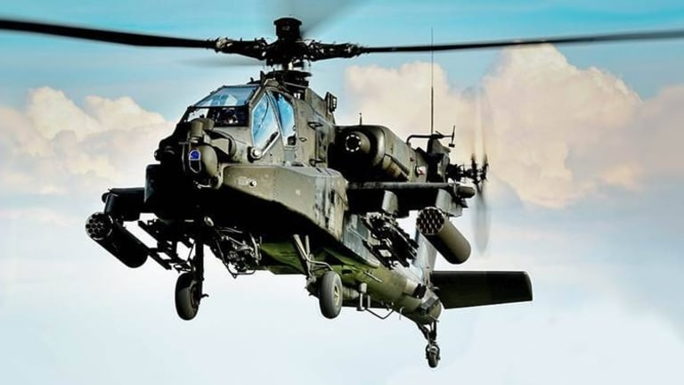 Apache Attack Helos & B-21 Stealth Bombers Could Share Common Computing Tech