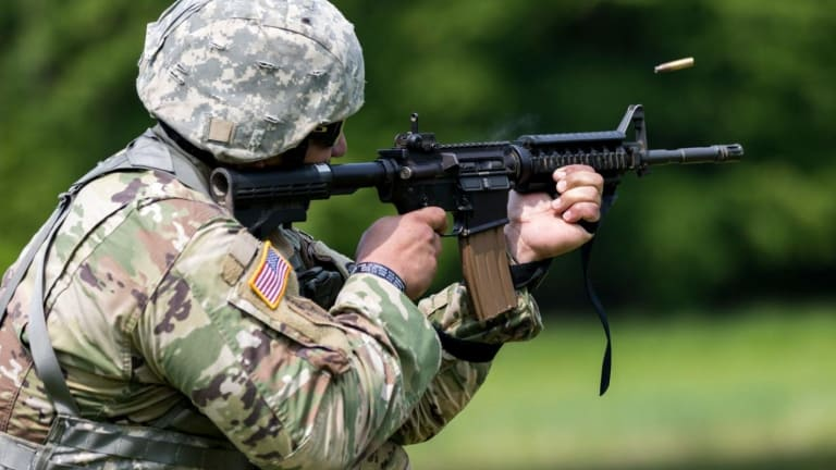 The Army Is Dreaming Up the Rifle It Wants for the Next War