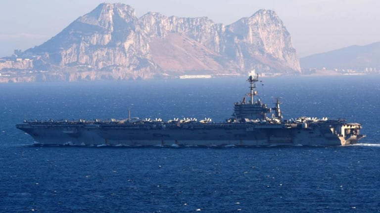 Why the Age Of Aircraft Carrier Dominance May Be Ending