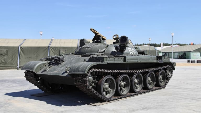 This Is the Crazy Russian Tank You Never Heard Of