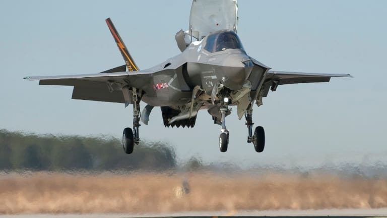"""An Emerging War Force: """"Lightning Carrier"""" Amphibs Stocked With F-35s"""