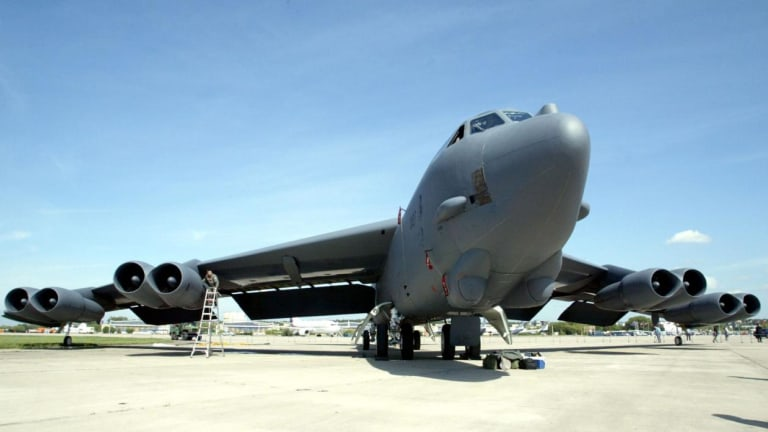 The U.S. Air Force Wants to Use B-52 Bombers to Protect Taiwan from Invasion