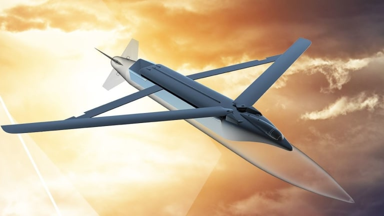 Networked Air Force Bombs Share-Data Together in Flight, Adjust Course