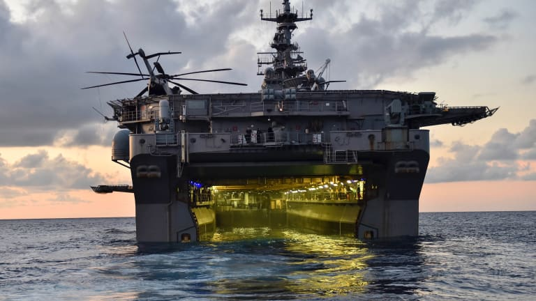 U.S. Congress Aims to Invest Billions for Naval Dominance