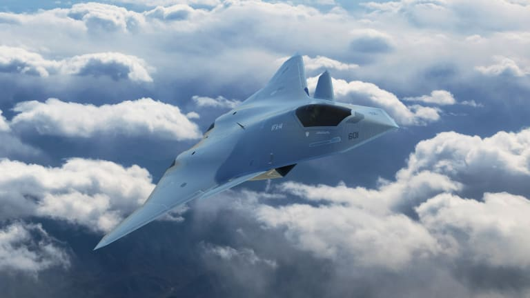Air Force 6th-Gen Now Airborne - Could be Massive War Technology Breakthrough