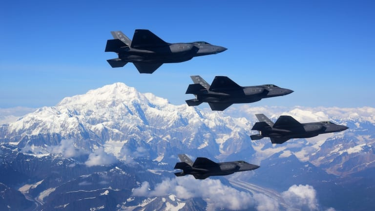 U.S Navy F-35s Cost-per-Effect. How F-35s Save Money in Combat