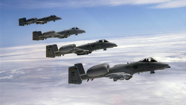 "Modernization Keeps the A-10 ""Flying Tank"" Soaring"