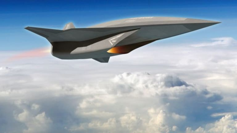 Mayhem: U.S. Air Force Advances Hypersonic Jet Engines