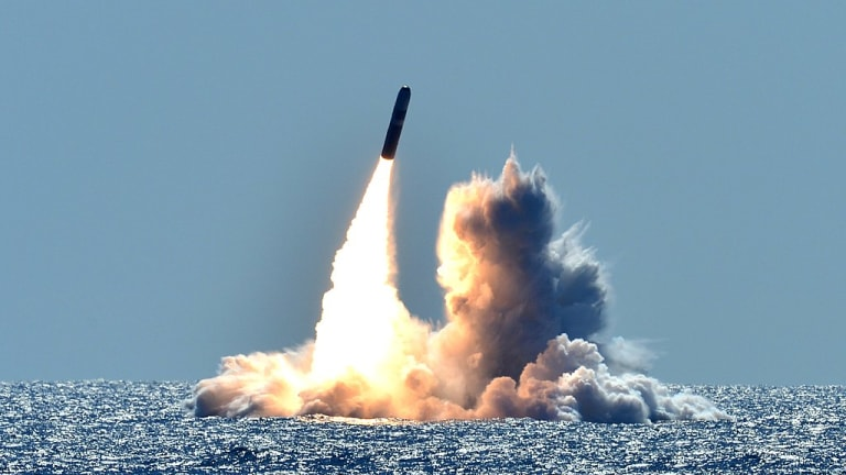 Navy to Cancel Nuclear-Armed Sea-Launched Cruise Missile