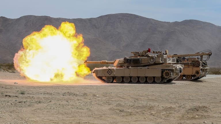 Tank Gunners ID Targets in Seconds With AI