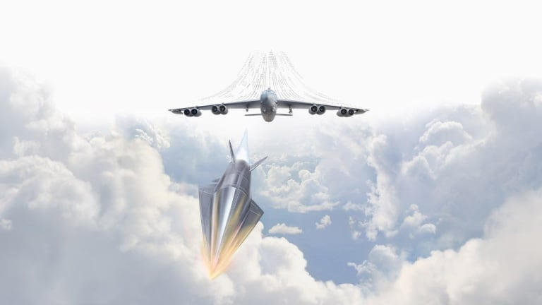 Air Force Orders 12 New Air-Launched Hypersonic Missiles