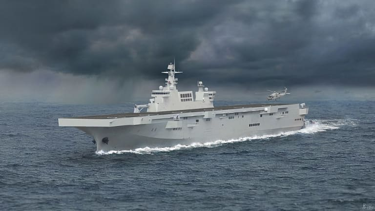 Chinese Navy is On Track to Reach 500-Ships in Less Than 10-years