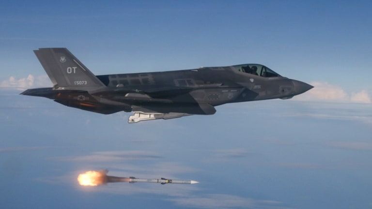 Air Force Asks for 48 New F-35s