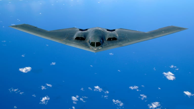 B-2 Special: Inside a Stealth Bomber Attack
