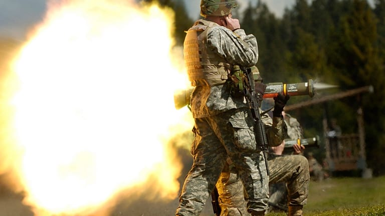 U.S Marines Deploy With Massive New Mobile, High-Speed Anti-Tank Weapon