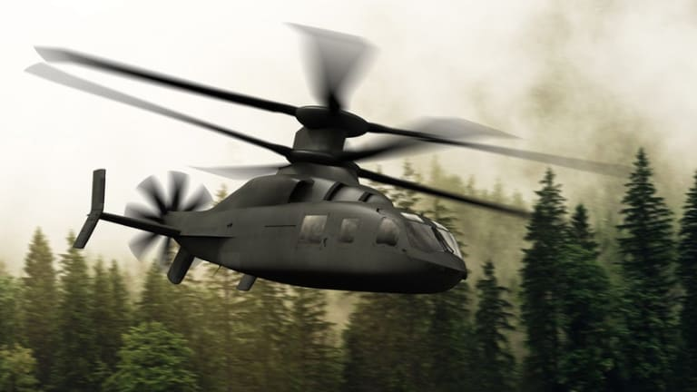 U.S. Army Develops New Future Long Range Assault Aircraft for Massive Land Attack