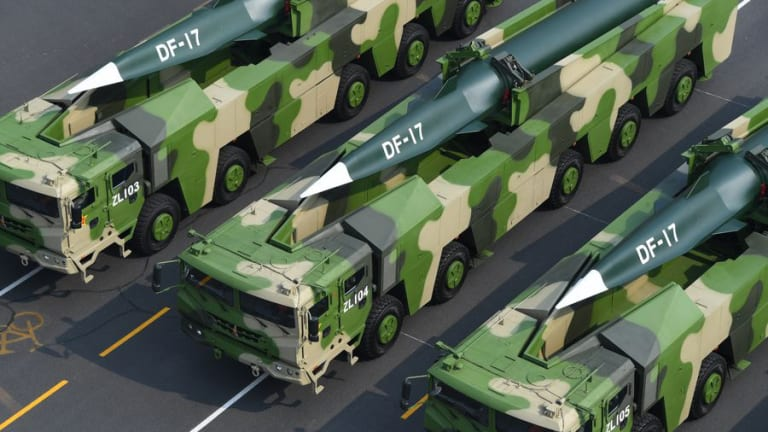 Could a new Chinese Hypersonic Missile Destroy U.S. Carriers with One Shot?