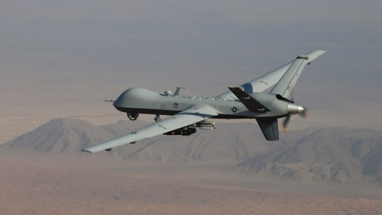 U.S. Air Force Reaper Lives to 2035. New Weapons & EW For War
