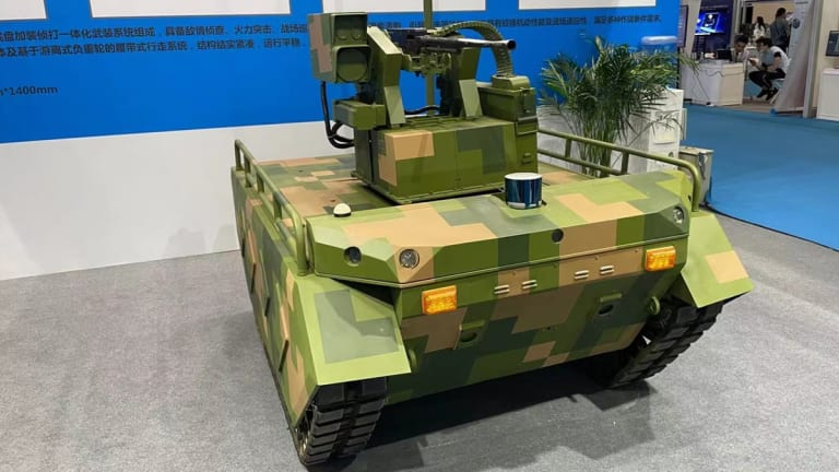 """Is China's New """"Pathbreaker"""" a Worthy Competitor to U.S. Military RCV's?"""