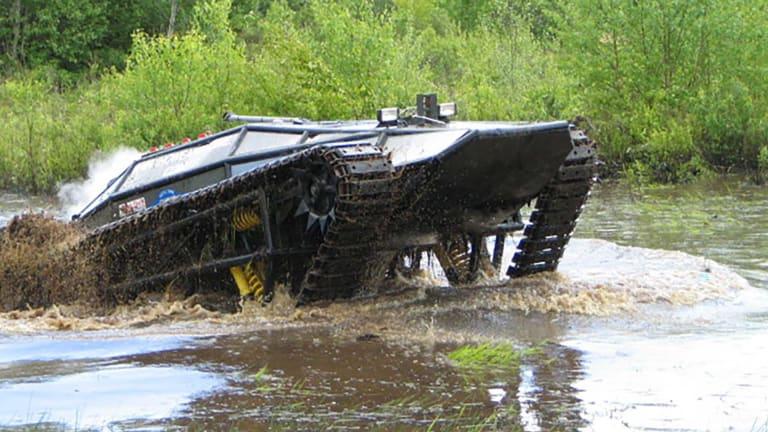 Breakthrough Levels of Autonomy Change U.S. Army Robotic Warfare Tactics