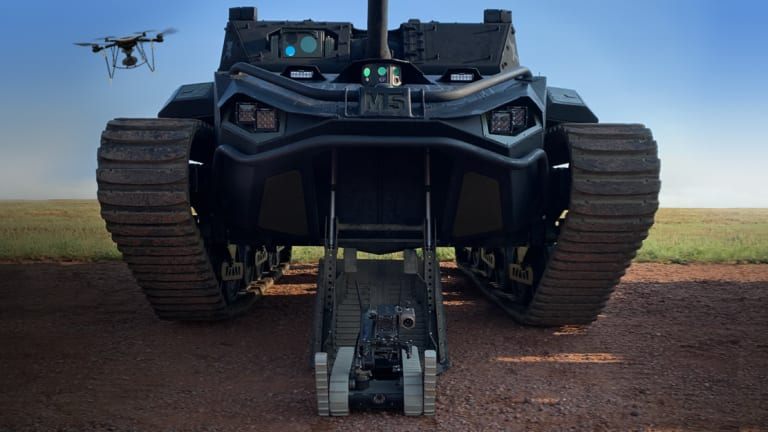 U.S. Army Commanders Want New Ground Robots in Europe and Pacific