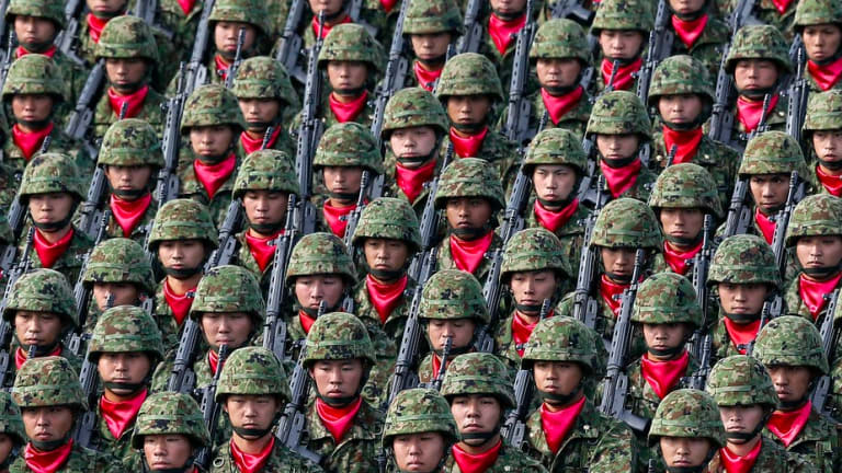 New Japanese Defense Strategy Paper Challenges China