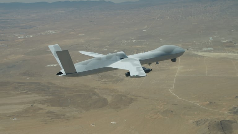 New U.S. Air Force Drone Technology Hits Breakthrough Levels of Autonomy