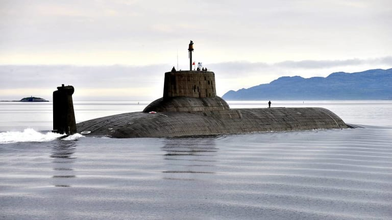 Russia Wants to Own the Arctic - Test Fires Torpedoes in the White Sea