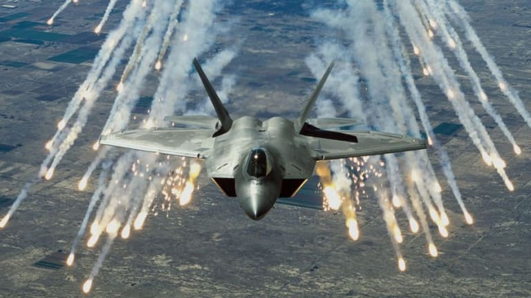 """Modernized """"4-Plus-1"""" Air Force Strategy Massively Powers Up F-16s, F-35s & 6th-Gen"""
