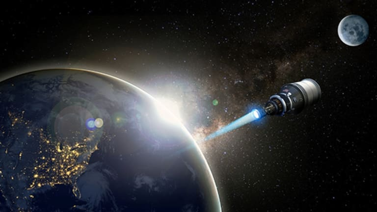 DARPA to Fly Nuclear Powered War Spacecraft by 2025