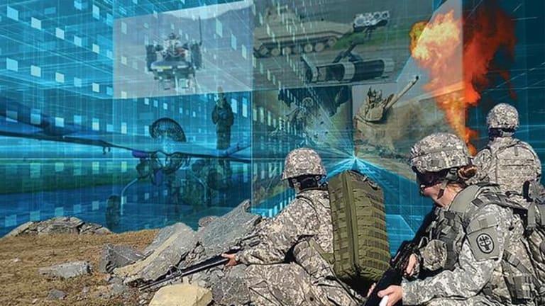 "Army AI Uses Human Brain as a Combat ""Sensor"""
