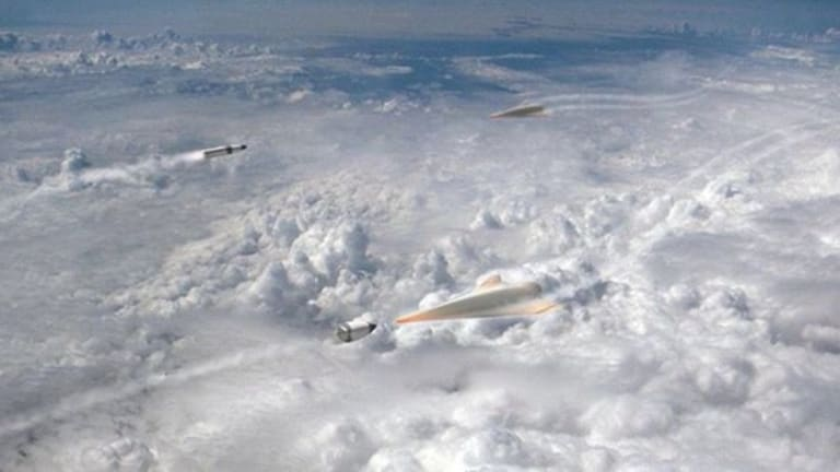 Pentagon Finds New Ways to Stop Hypersonic Missile Attacks