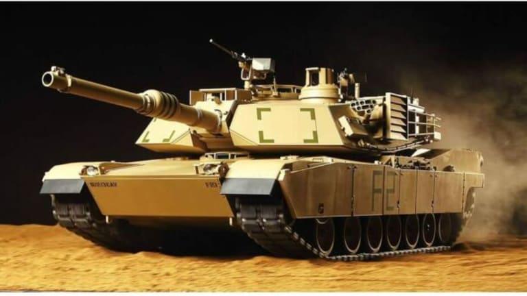 Army Brings AI-Combat Speed to Tank Warfare