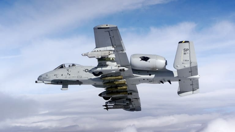 Replacing U.S. Air Force A-10s with F-35s