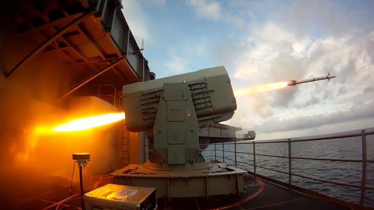 U.S. Military Advances Networked Rapid Firepower
