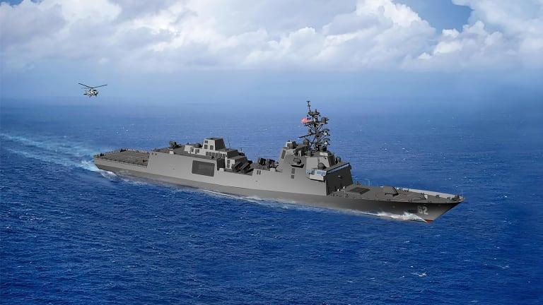 U.S. Navy Deploys Constellation-class Frigates with Massive Firepower