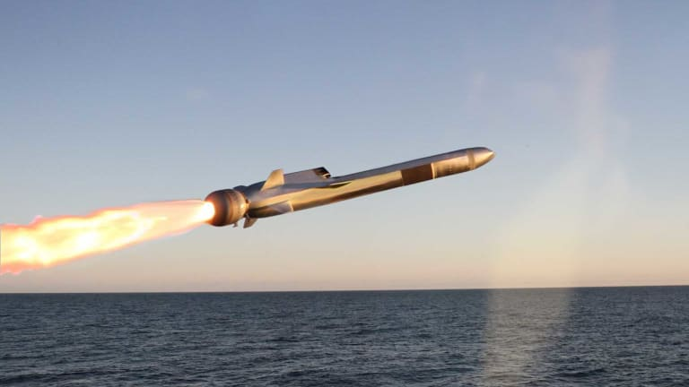 """Why Naval Strike Missiles are Critical for U.S. """"Sea Control"""""""