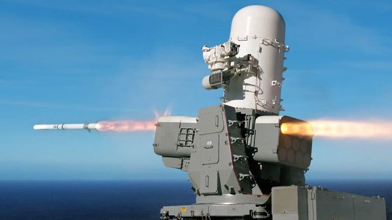 SeaRAM: Destroying Multiple Long-Range Threats with Independent Radar