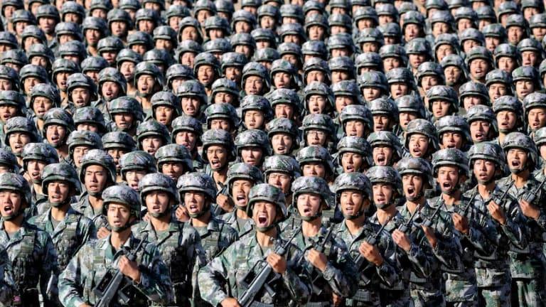 Pentagon Warns of Massive China Threat