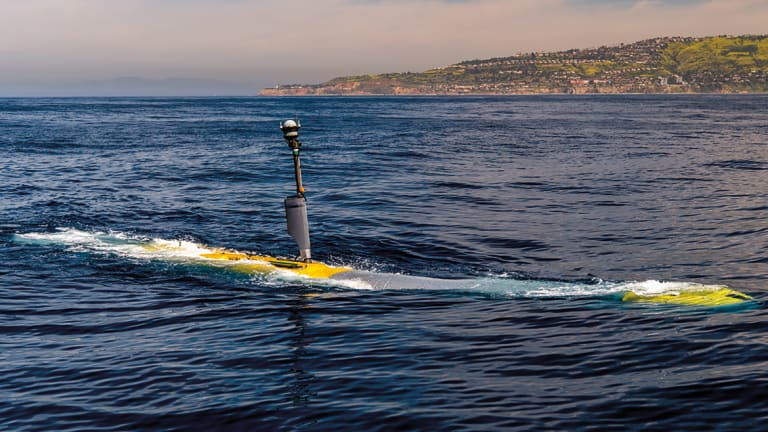 Massive Power Boost for Large Displacement Unmanned Underwater Vehicles (LDUUV)