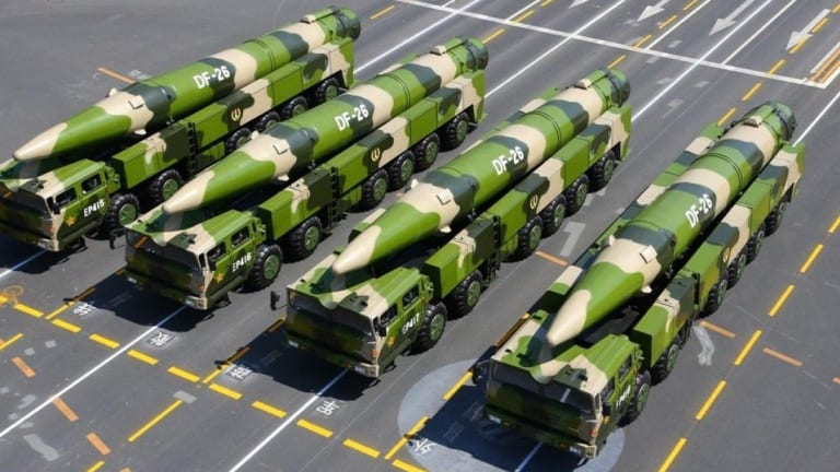 China's Nuclear Weapons: Why U.S. is on High Alert