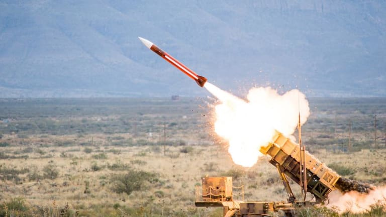Patriot Missile: An IBCS (Integrated Air & Missile Defense Battle Command System) Key Weapon